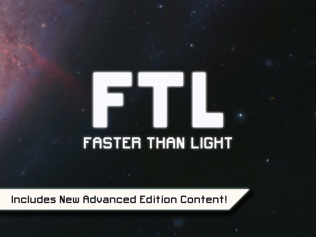 Screenshot do app FTL: Faster Than Light
