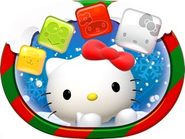 Hello Kitty Jewel Town! Fun Match Three Game