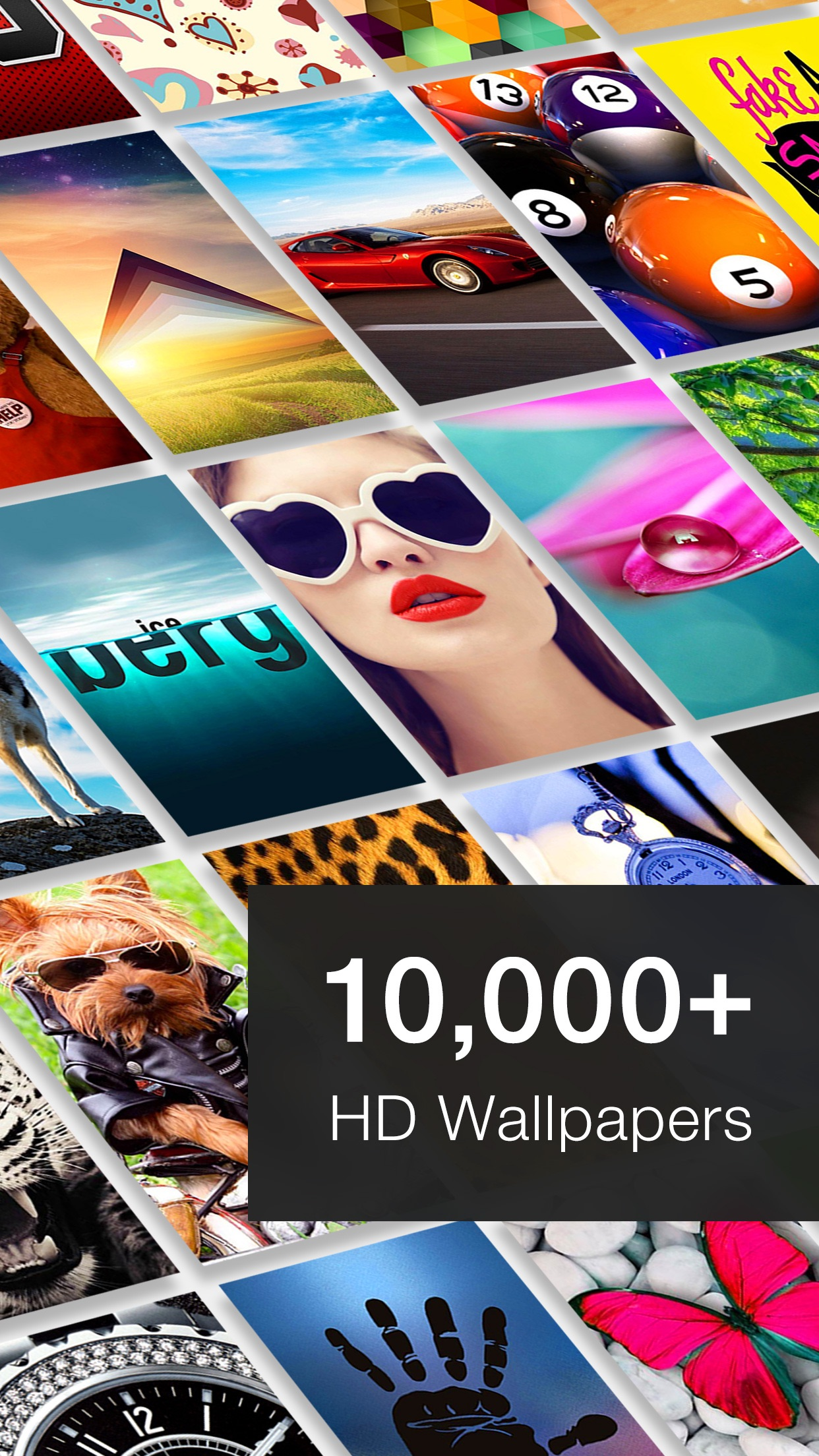 Wallpapers & Backgrounds by 10000+ Wallpaper HD Screenshot