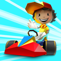 ‎KING OF KARTS: Single- & Multiplayer Rennen.