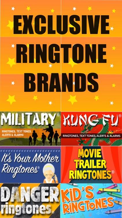 Top Comedy Ringtones® & Free Alarm Text Tone Maker
