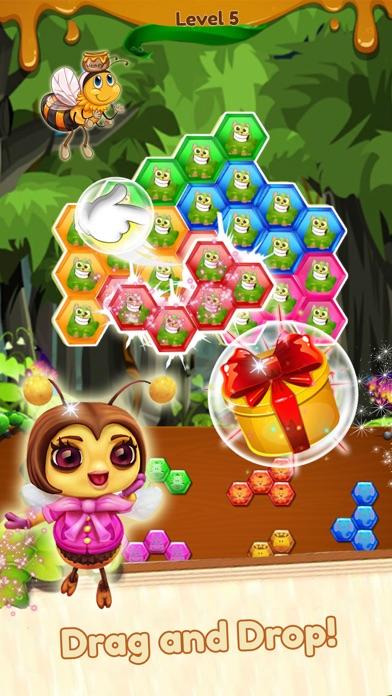 Block Cat - Hexic Puzzle app image