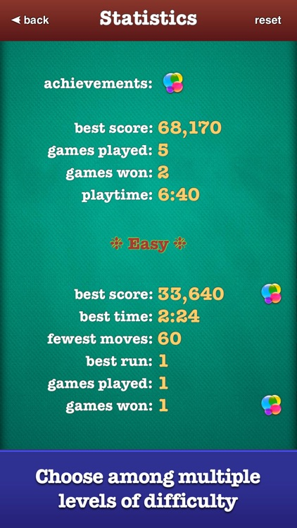 FreeCell ▻ Solitaire screenshot-3