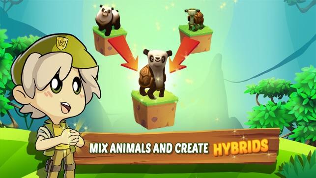 Image of: African Schermafbeeldingen Animal Jam World Zoo Evolution Animal Saga In De App Store