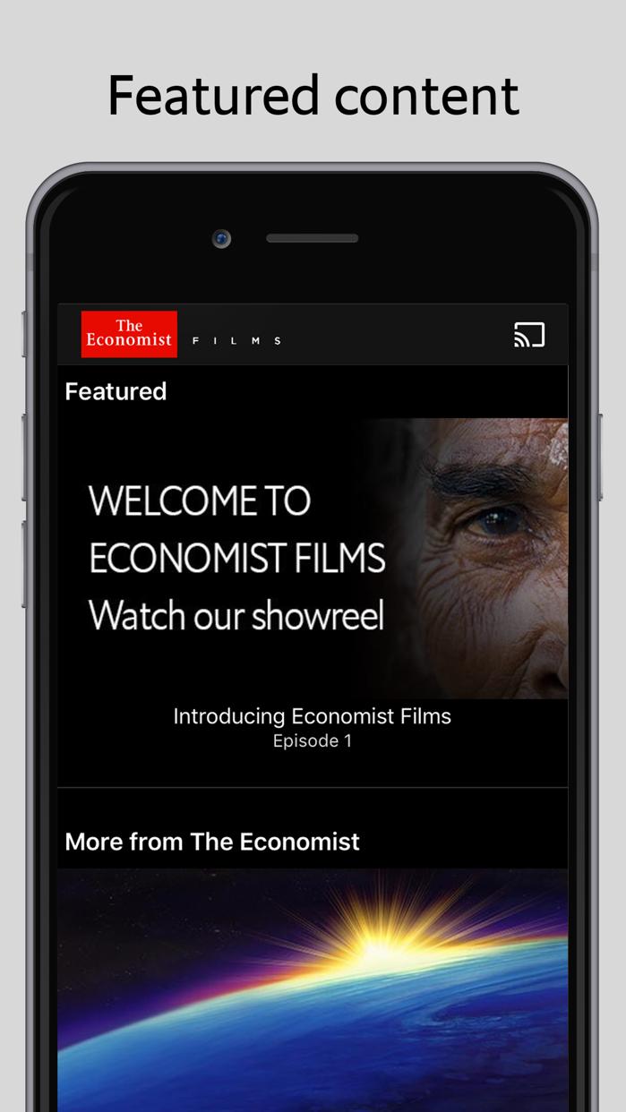 Economist Films Screenshot