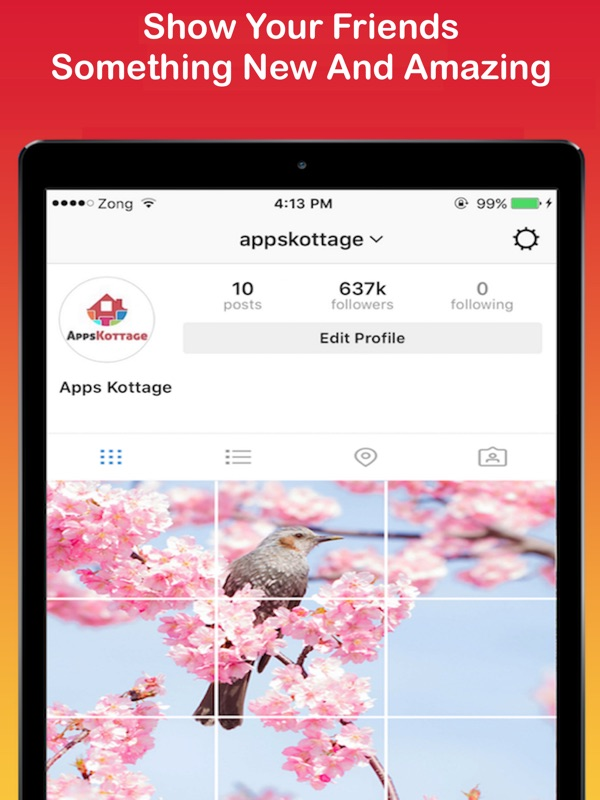 GreatApp For Instagram-Gain Free IG Likes Quickly - Online