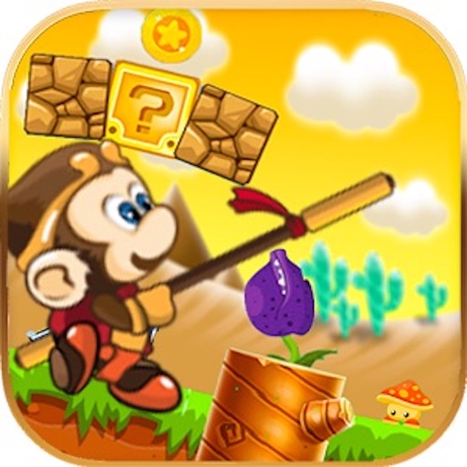 Super Kong Hero Platform Run iOS App