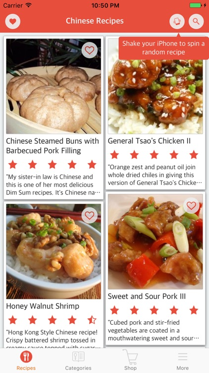 Chinese Cuisine Recipes - Easy and Delicious