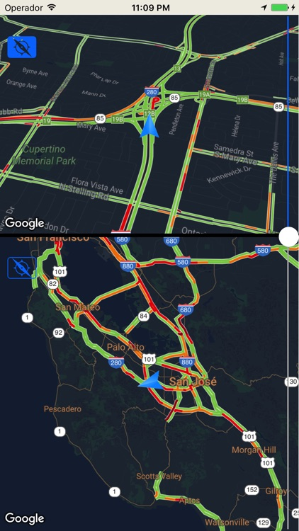 Traffic Maps Pro: live info screenshot-3