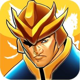 Angry Gods: Pegasus League Legends