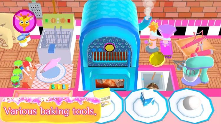 Picabu Bakery Story