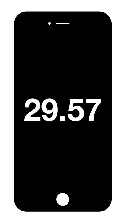 Liten Countdown - Minimal Countdown Timer