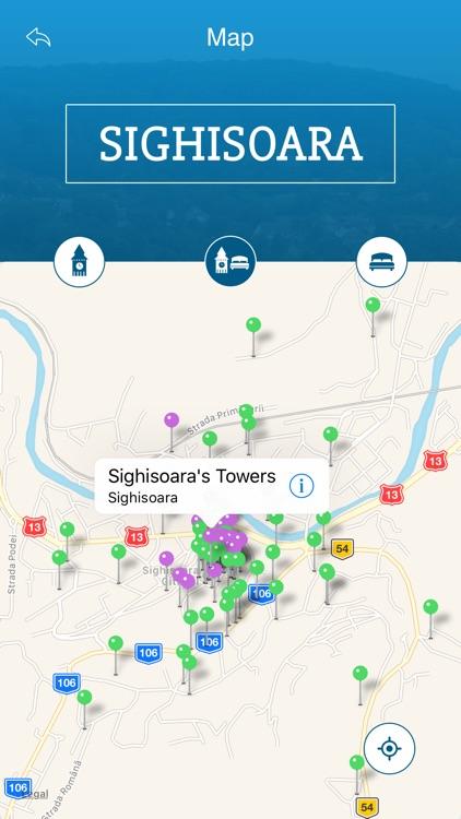Sighisoara Tourism Guide screenshot-3