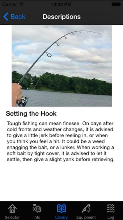 Bassmaster Tough Fishing screenshot-3