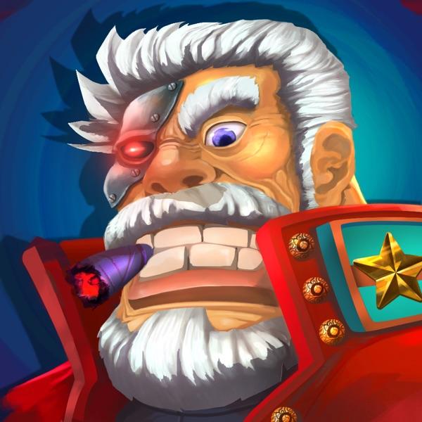 Castle Strategy TD - Defense Ancient Galaxy Hero