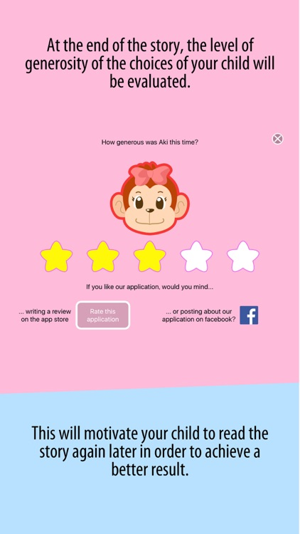 Aki the monkey teaches values - Sharing screenshot-4