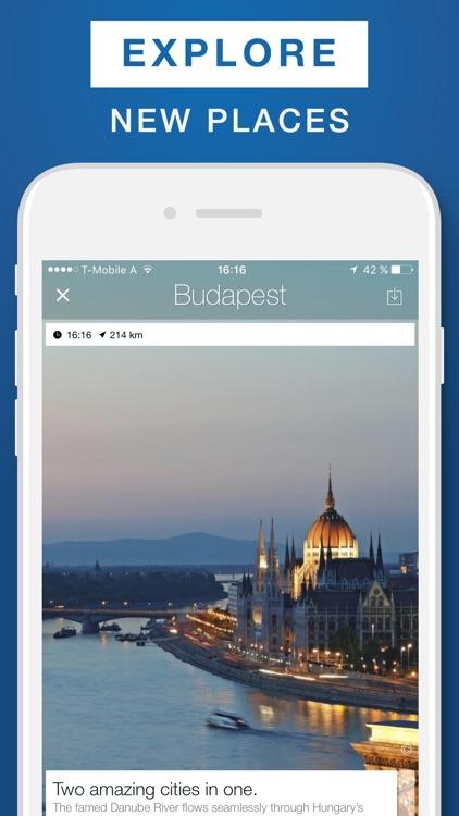 Budapest - Travel Guide & Offline Map
