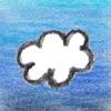 Berühren Wolke