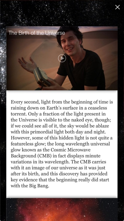 Brian Cox's Wonders of the Universe