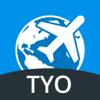 Tokyo Reisgids met offline Stratenplan