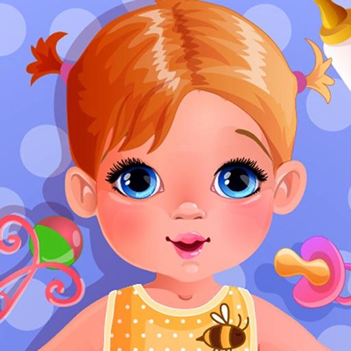 Одевалки малышей - игры для девочек