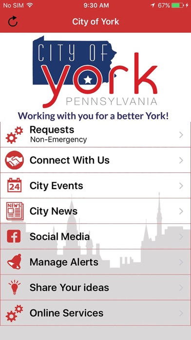 City of York screenshot 1