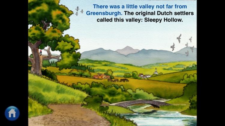 eReading: Sleepy Hollow