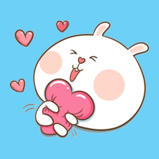 Fluffy Rabbit Love