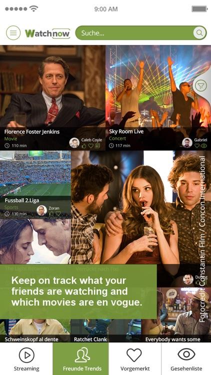 Watchnow Streaming & TV Guide screenshot-3