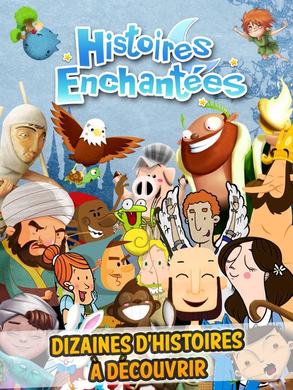 Histoires Enchantées Скриншоты7