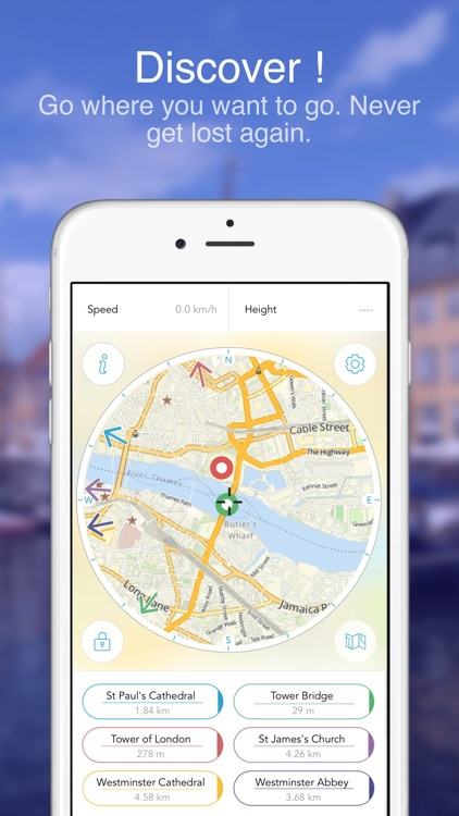 London on Foot : Offline Map screenshot-0