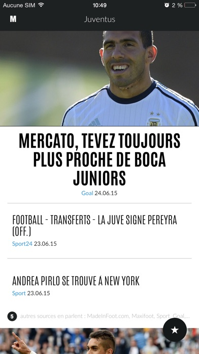 e5dcc6d2f8f Related Apps  Foot Mercato   transferts