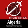 阿尔及利亚 旅游指南+离线地图
