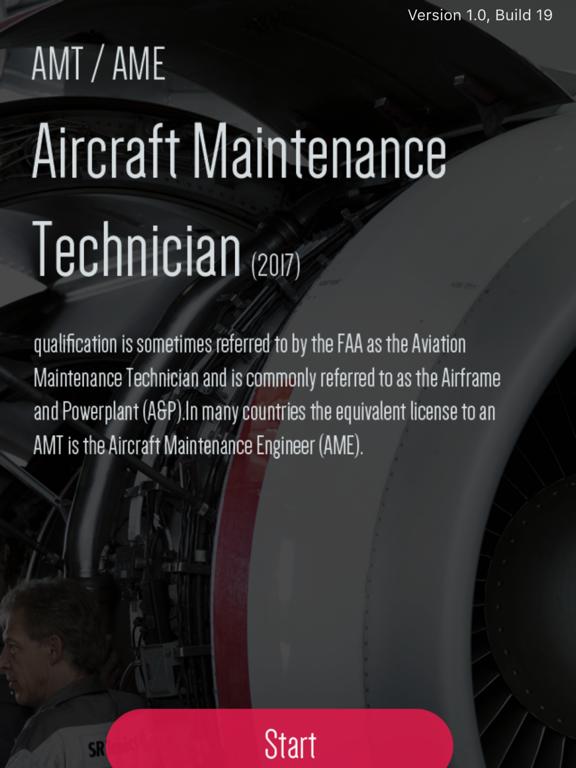 AMT: Aircraft Maintenance Exam screenshot 6