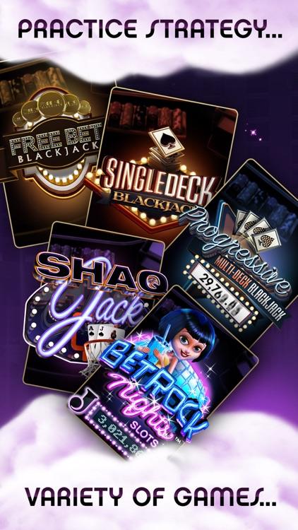 myVEGAS Blackjack - Vegas Casino Card & Slot Games