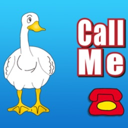 Duck Talking Stickers
