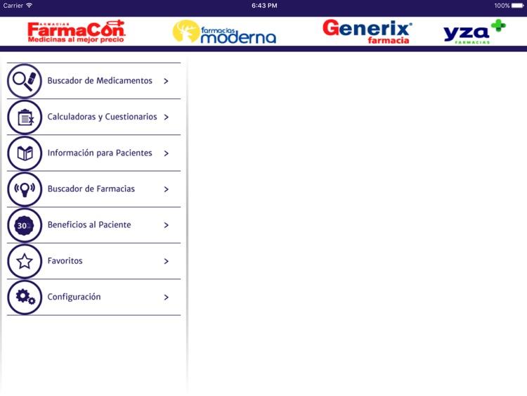 PLM Genéricos for iPad