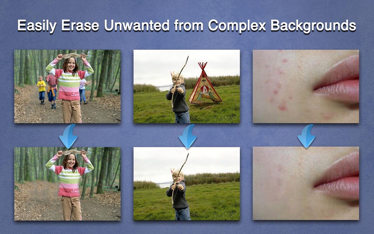 Screenshot do app Super Eraser Pro:Photo Inpaint