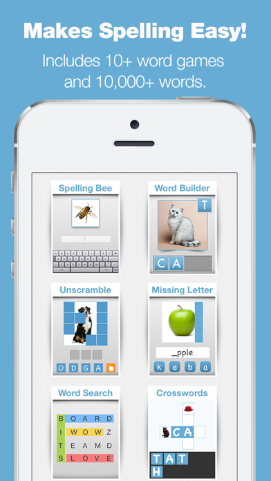 Spelling Bee PRO - Learn to Spell & Master Testのおすすめ画像1