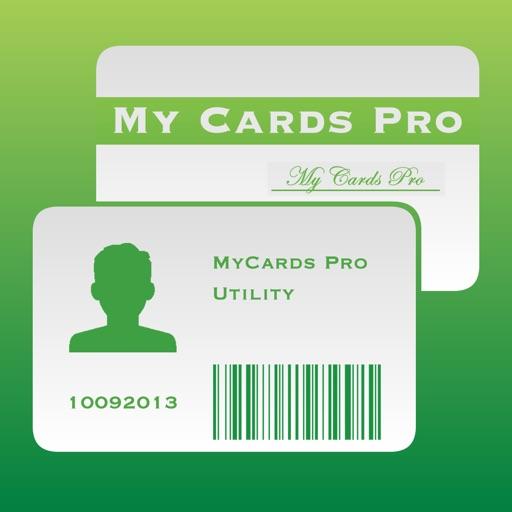 My Cards Pro - Digital Wallet application logo