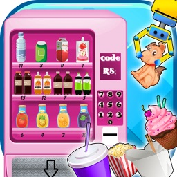Vending Machine Simulator- Free Candy Games