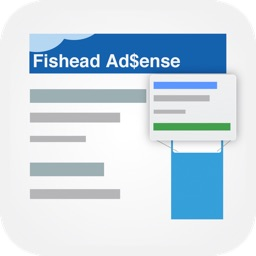 Fishead AdSense - Free app for Google AdSense Reporting