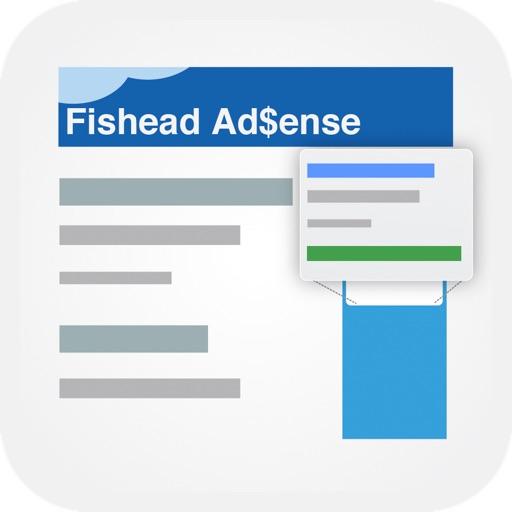 Fishead AdSense - Free app for Google AdSense Reporting