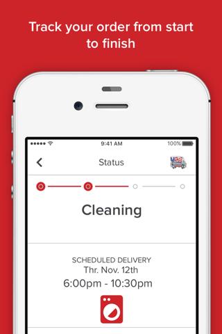 USA DRY Cleaning screenshot 4