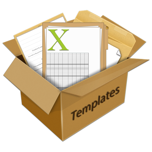 Templates for MS Excel by Fututime