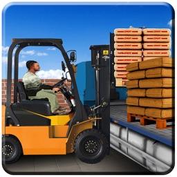 Construction Simulator pro: Forklift Truck Driver