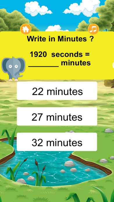 Fifth Grade Mouse Basic Math Games for Kids screenshot three