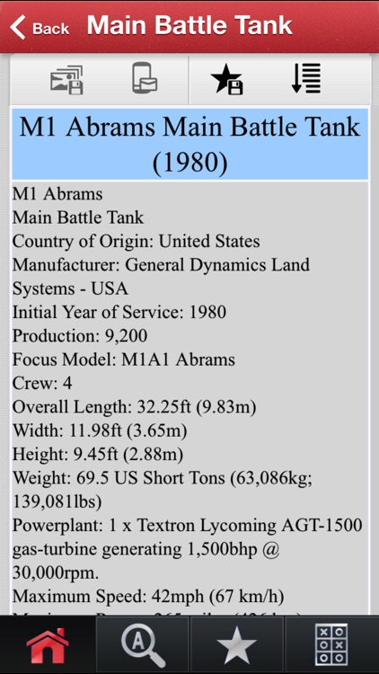Cold War Battle Tanks