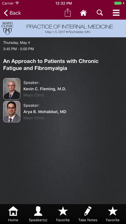 Mayo Clinic CME screenshot-3