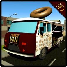 Activities of Donut Van Delivery Simulator & Mini Truck Driving